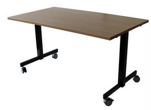 TABLE PLATEAU RABATTABLE 140x80