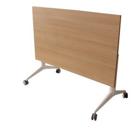 TABLE PLATEAU RABATTABLE 140x80