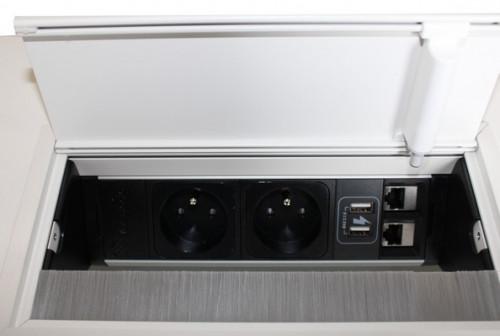 BUREAU REGLABLE 160X80