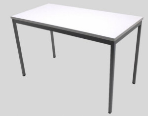 - TABLE POLYVALENTE ULTI - BLANC