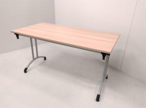 TABLE PLIANTE PLUME