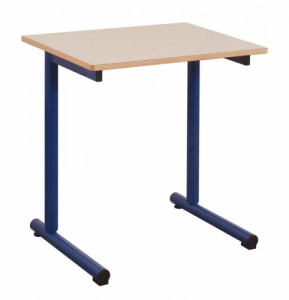 TABLE FIXE POLYA SOUDE - TAILLE 6