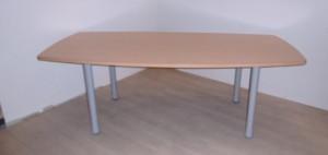 TABLE CONFERENCE TONNEAU SAMAS