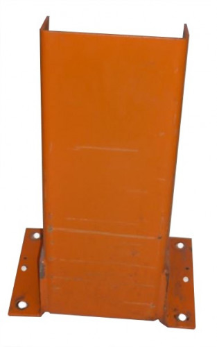 Butée de rack orange