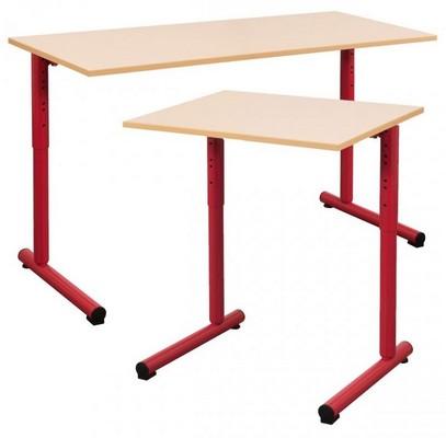 TABLE SCOLAIRE POLYA RÉGLABLE
