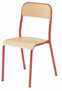 CHAISE 4 PIEDS PRIMA / TREVISE