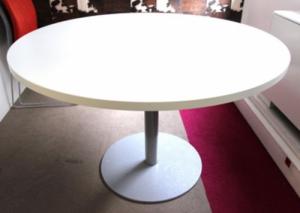 TABLE RONDE PLATEAU 120