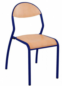 CHAISE 4 PIEDS RONDO