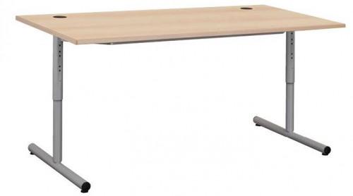 TABLE INFORMATIQUE HUBBE RÉGLABLE