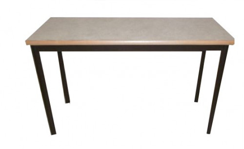 TABLE SCOLAIRE 120X45