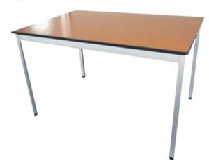 TABLES 4 PIEDS MERISIER