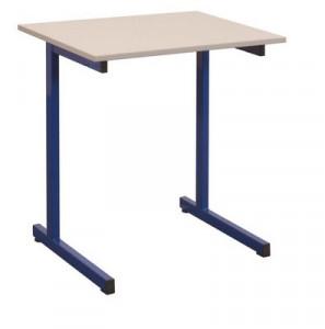TABLE FIXE SOUDÉE GODA 70X50 - T6