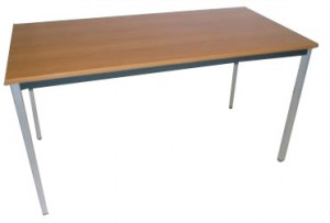 TABLE MERISIER 140X70