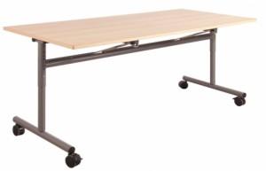 TABLE PLATEAU RABATTABLE