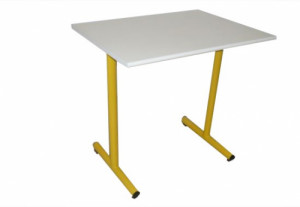 TABLE AMIO BEIGE TAILLE 6 140X60