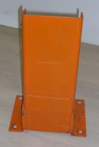 Butée de rack orange