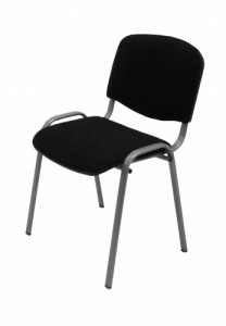 CHAISE ISO NOIRE / GRISE