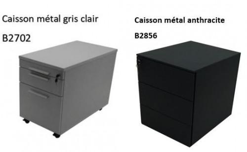 - CAISSON 2 TIROIRS - DÉCLASSÉ