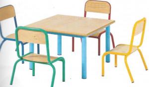 TABLE MATERNELLE ÉLISE