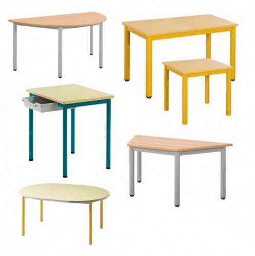 TABLE LUTIN/BAMBOU - MATERNELLE