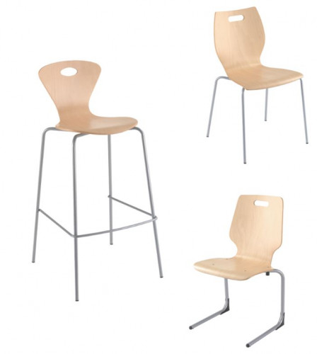 CHAISE & TABOURET - GAMME TIC
