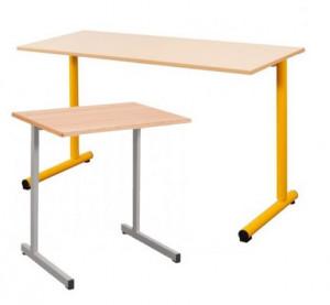 TABLE FIXE GAMME GODA 70x50 OU 130x50