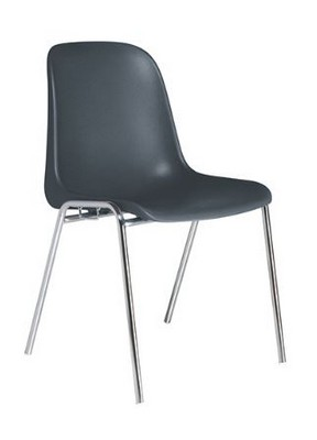 - CHAISE COQUE PLASTIQUE - GAMME MEETING