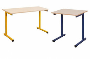 TABLE SCOLAIRE POLYA SOUDÉE- H.76
