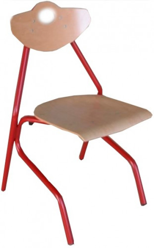 CHAISE TREMA - TAILLE 3 & TAILLE 4