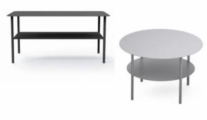 TABLE BASSE - GAMME ZÉLIE