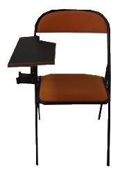 chaises pliantes avec tablette ecritoire burocase. Black Bedroom Furniture Sets. Home Design Ideas