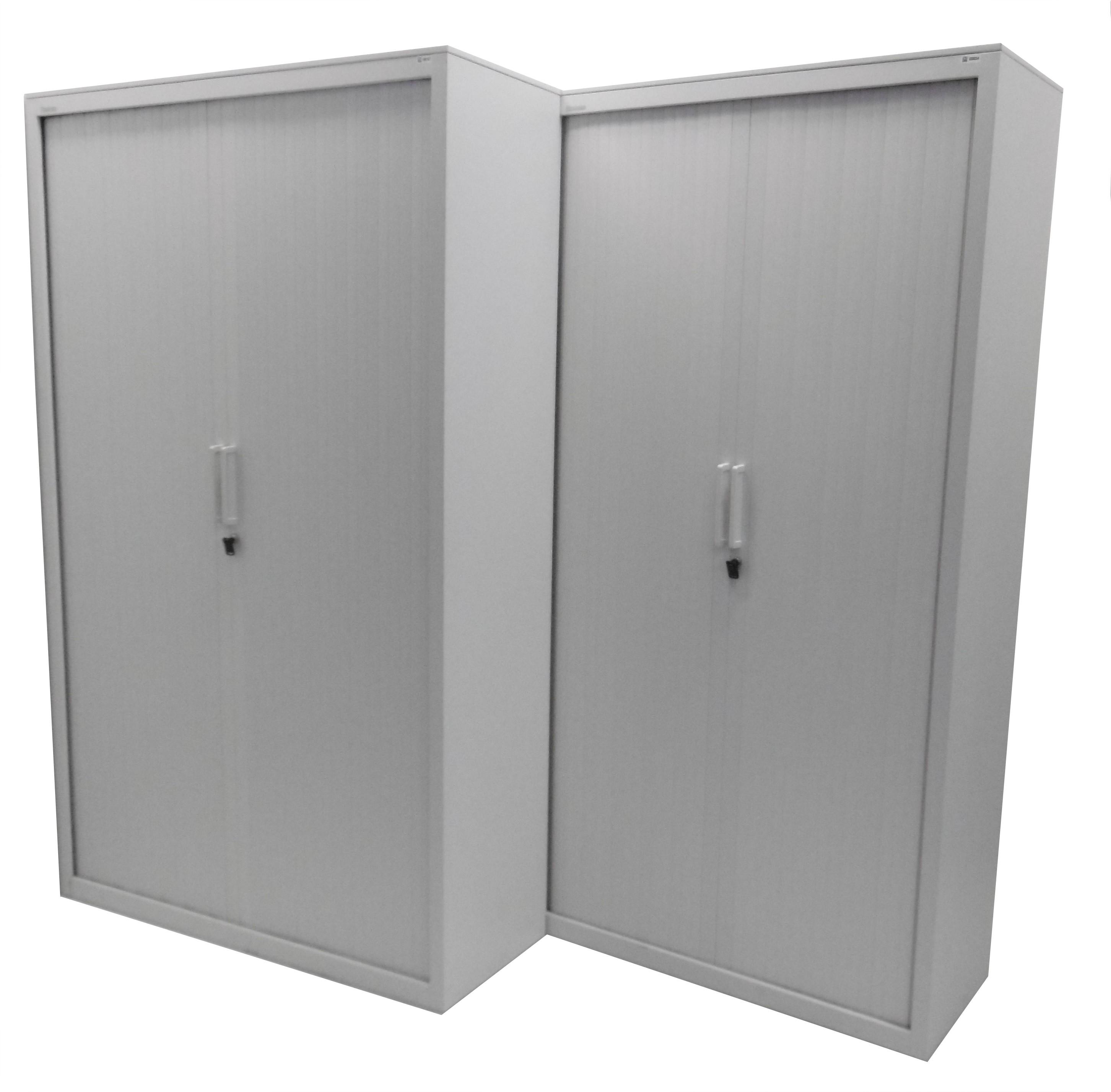 Armoire monobloc-meuble rideaux-mobilier de bureau-BUROCASE - BuroCase