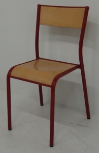 CHAISE SCOLAIRE T6