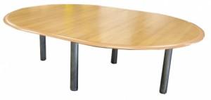 TABLE OVALE REUNION