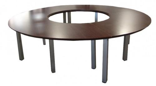 table ronde 10 pieds occasier mobilier bureau pas cher burocase burocase. Black Bedroom Furniture Sets. Home Design Ideas