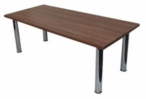 TABLE RÉUNION MÉLAMINE 200X90
