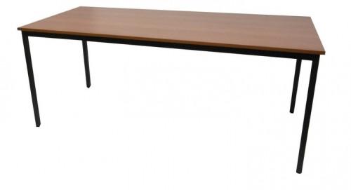 TABLE POLYVALENTE MELAMINE 180X80