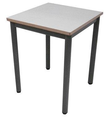 TABLE DE FORMATION BLANCHE 60X60