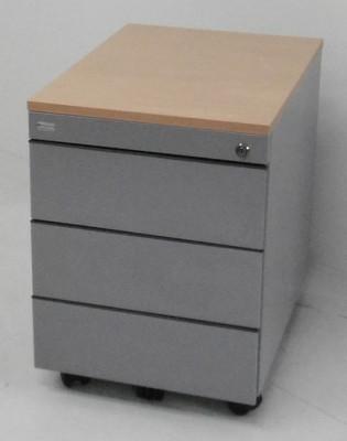 caisson m lamine meuble d 39 occasion mobilier bureau pas cher burocase burocase. Black Bedroom Furniture Sets. Home Design Ideas