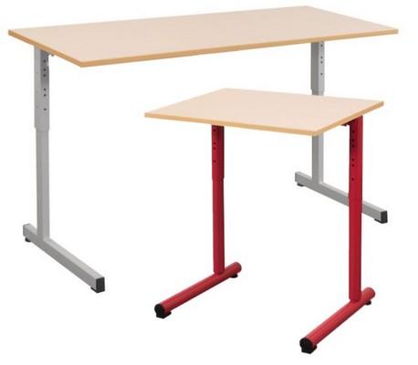 TABLE RÉGLABLE GAMME GODA 70x50 OU 130x50