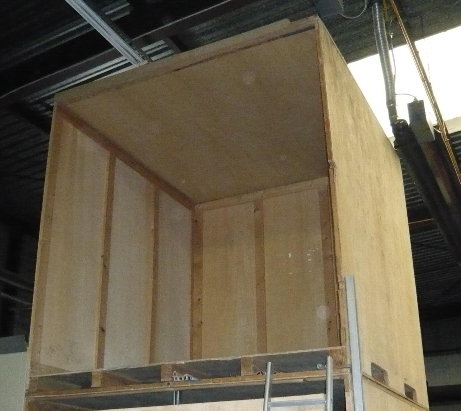 caisse de demenagement 12m3 burocase. Black Bedroom Furniture Sets. Home Design Ideas
