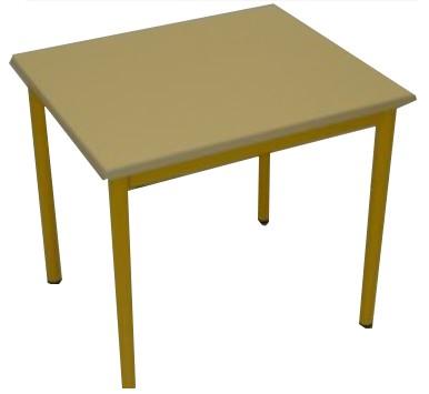 TABLE PETITE MOUSSE - 60X50 - h.53
