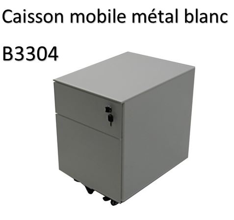 CAISSON 2 TIROIRS - DÉCLASSÉ