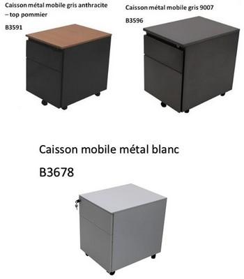 CAISSON 2 TIROIRS - OCCASION