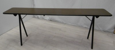 TABLE PLIANTE 200X40