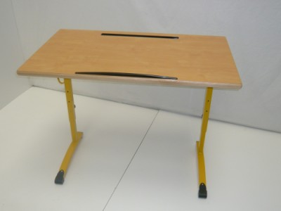 TABLE ERGONOMIQUE 100X60
